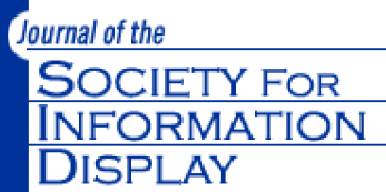 Journal of the society for information display